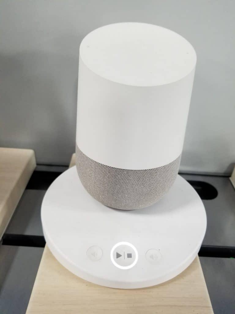 smart hub speakers