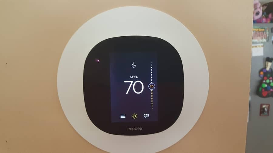 best thermostat apartment