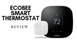 Ecobee Smart Thermostat Review : Worth Your Money in 3