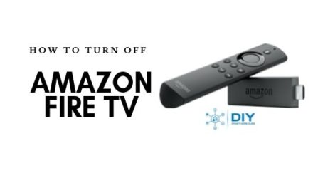 How To Turn Off Firestick or Fire TV or Send to Sleep Mode